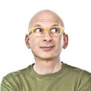 Seth Godin - pic by Brian Bloom