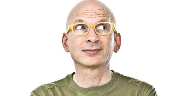 Seth Godin - pic by Brian Bloom