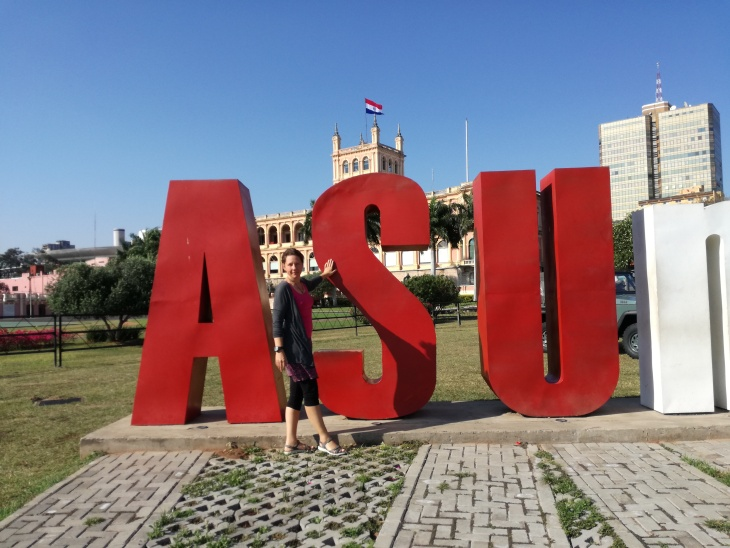 Willkommen in Asunción!