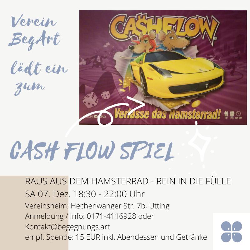 Einladung Cash Flow Abend