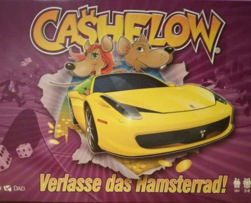 Cash Flow - das Spiel der Fülle